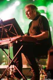 Dave Amels, teclista de The Jay Vons (Purple Weekend Festival, León)