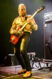 Aron Erstorp, bajista de The Flight Reaction (Purple Weekend Festival, León)