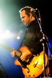 Greg Cartwright, cantante y guitarrista de Reigning Sound (Purple Weekend Festival, León, 2015)