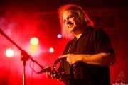 Dave Amels, teclista, organista de Reigning Sound (Purple Weekend Festival, León, 2015)
