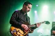 Mike Catanese, guitarrista de Reigning Sound (Purple Weekend Festival, León, 2015)
