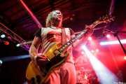 "Eddie ""King"" Roeser, guitarrista y cantante de Urge Overkill (Purple Weekend Festival, León, 2015)"