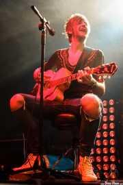 Chris McCabe, guitarrista de The River 68's (Santana 27, Bilbao, 2016)