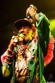 "Lee ""Scratch"" Perry, cantante (Sala BBK, Bilbao, 2016)"