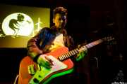 Mr. Wolf, guitarrista de WolfWolf (Hika Ateneo, Bilbao, 2016)