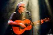 Santiago Delgado, cantante y guitarrista de Santiago Delgado y los Runaway Lovers (Torrezabal Kultur Etxea, Galdakao, 2016)