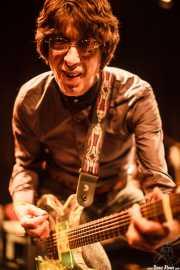 Cyril Jordan, guitarrista y cantante de Flamin' Groovies (Intxaurrondo K.E., Donostia / San Sebastián, 2016)