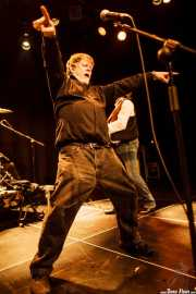 Roy Loney, cantante y guitarrista de Flamin' Groovies (Intxaurrondo K.E., Donostia / San Sebastián, 2016)
