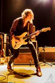 Kevin Stunnenberg, cantante y guitarrista de Birth of Joy (Kafe Antzokia, Bilbao, 2016)
