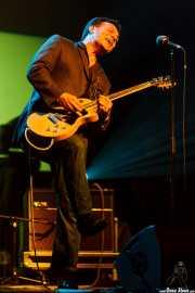 James Hunter, cantante y guitarrista de The James Hunter Six (Social Antzokia, Basauri, 2016)