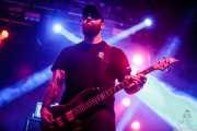 Jeff Golden, bajista de Crowbar (Santana 27, Bilbao, 2016)