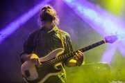 Vaughn Stokes, bajista de Uncle Acid and the Deadbeats (Santana 27, Bilbao, 2016)