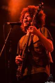 Andrew Stockdale, cantante y guitarrista de Wolfmother (Santana 27, Bilbao, 2016)