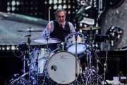 Max Weinberg, baterista de Bruce Springsteen and the E Street Band (Estadio de Anoeta, Donostia / San Sebastián, 2016)