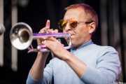 Yevhen Riechkalov, trompetista de Corizonas (Music Legends Fest, Sondika, 2016)