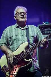 Conrad Lozano, bajista de Los Lobos (Music Legends Fest, Sondika, 2016)