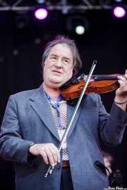 "Vince Lovepump ""Bob Loveday"" violinista de Bob Geldof (Music Legends Fest, Sondika, 2016)"