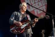 Shane Fountayne, cantante y Guitarrista de Graham Nash (Music Legends Fest, Sondika, 2016)