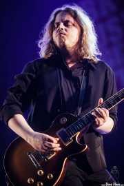 Florian Opahle, guitarrista de Jethro Tull / Ian Anderson Band (Music Legends Fest, Sondika, 2016)