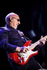 Pete Townshend, guitarrista de The Who (Azkena Rock Festival, Vitoria-Gasteiz, 2016)
