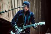 Simon Townshend, guitarrista de The Who (Azkena Rock Festival, Vitoria-Gasteiz, 2016)