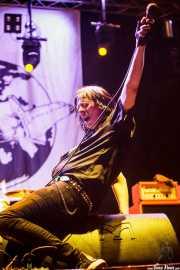 Ken Stringfellow, cantante de Marky Ramone's Blitzkrieg (Azkena Rock Festival, Vitoria-Gasteiz, 2016)