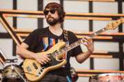 Mikey Goldsworthy, bajista y teclista de Years & Years (Bilbao BBK Live, Bilbao, 2016)