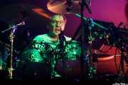 Stephen Morris, baterista de New Order (Bilbao BBK Live, Bilbao, 2016)