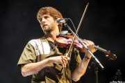 Owen Pallett, violinista de Arcade Fire (Bilbao BBK Live, Bilbao, 2016)