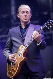 Steve Cradock, guitarrista de Ocean Colour Scene (Bilbao BBK Live, Bilbao, 2016)