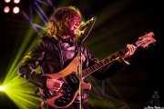 Charlie Salt, bajista de Blossoms (Bilbao BBK Live, Bilbao, 2016)