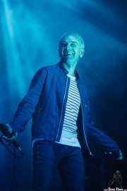 Karl Hyde, cantante de Underworld (Bilbao BBK Live, Bilbao, 2016)