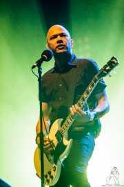 Danko Jones, cantante y guitarrista (Mundaka Festival, Mundaka, 2016)