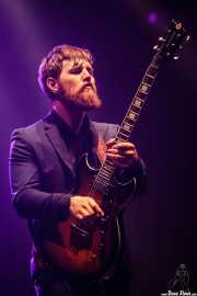Browan Lollar, guitarrista de St. Paul & The Broken Bones (Mundaka Festival, Mundaka, 2016)