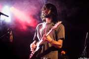 Antton M. Goikoetxea, guitarrista de Leun (Sala Stage Live (Back&Stage), Bilbao, 2016)