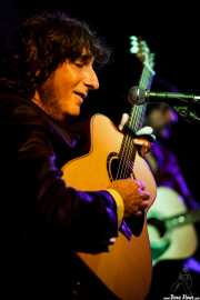 "Andrés Herrera Ruíz ""Pájaro"", guitarrista, cantante (Satélite T, Bilbao, 2016)"
