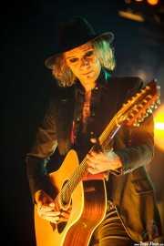 Álvaro Suite, guitarrista de Bunbury y Los Santos Inocentes (Aste Nagusia - Abandoibarra, Bilbao, 2016)