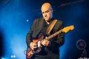 Jordi Mena, guitarrista de Bunbury y Los Santos Inocentes (Aste Nagusia - Abandoibarra, Bilbao, 2016)