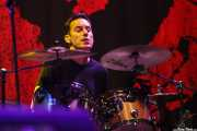 Byron McMackin, baterista de Pennywise (Gasteiz Calling, Vitoria-Gasteiz, 2016)