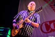 Mick Beaufoy, guitarrista de Cock Sparrer (Gasteiz Calling, Vitoria-Gasteiz, 2016)