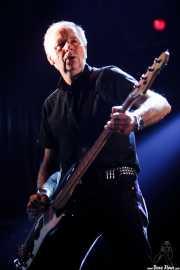 Steve Burgess, bajista de Cock Sparrer (Gasteiz Calling, Vitoria-Gasteiz, 2016)