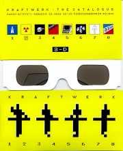 Gafas 3-D de Kraftwerk (Museo Guggenheim, Bilbao, )