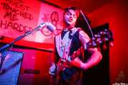 Gianni Vessella, cantante y guitarrista de The Devils (Shake!, Bilbao, 2016)