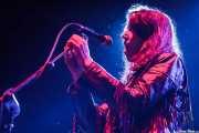 Rachel Zeffira, cantante de Cat's Eyes (BIME festival, Barakaldo, 2016)