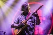 Dan Eccles, guitarrista de Richmond Fontaine (BIME festival, Barakaldo, 2016)