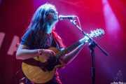 Erlantz Prieto, guitarrista de Shinova (BIME festival, Barakaldo, 2016)