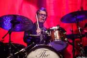 Tim Weller, baterista de The Divine Comedy (BIME festival, Barakaldo, 2016)