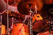 Will Calhoun, baterista de Living Colour (Santana 27, Bilbao, 2016)