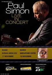 Paul Simon (Bilbao Exhibition Centre (BEC), Barakaldo, )