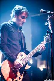 Victor García Lapido, guitarrista de 091 (Santana 27, Bilbao, 2016)